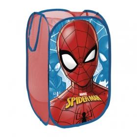 Spiderman storage bin