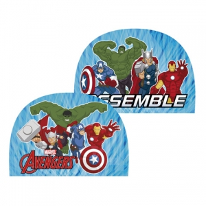 Avengers swimming cap
