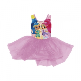 Shimmer and Shine ballet suit / tiul dress