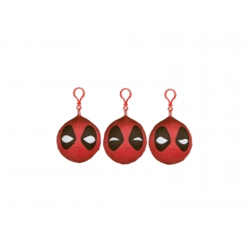 Deadpool Squeezster Bag Clip 9 cm - model to choose