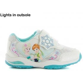 Frozen sports shoes