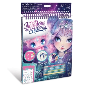 Nebulous Stars Creative Sketchbook – Nebulia