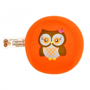 Funny ball Owl 12 cm