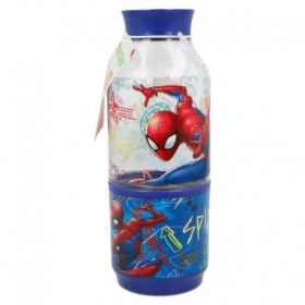 Spiderman Tritan snack bottle 300 ml