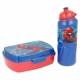 Spiderman 3 pcs bts set easy sport bottle 530 ml