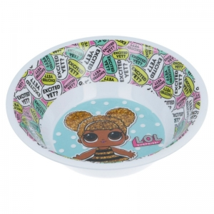 LOL Surprise melamine bowl