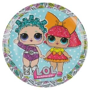 LOL Surprise melamine plate