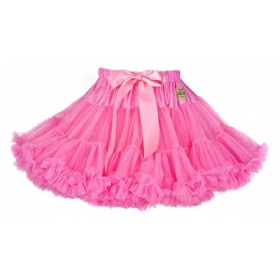 Lavashka party luxury skirt - candy drop, s. 3-4 years
