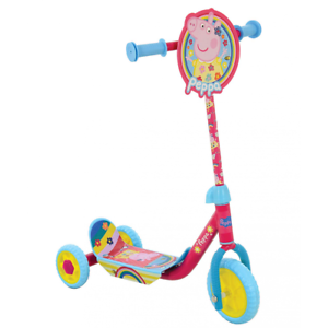 Peppa Pig Deluxe Tri-Scooter