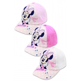Minnie Mouse baby baseball cap