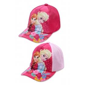 Frozen baseball cap
