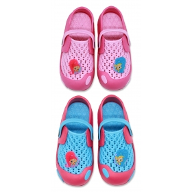 Shimmer and Shine beach sandals