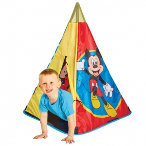 Mickey Mouse Teepee Play Tent