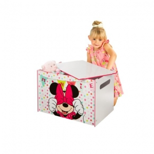 Minnie Mouse Kids Toy Box