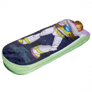 Toy Story Junior ReadyBed - 2 in 1 airbed and sleeping bag