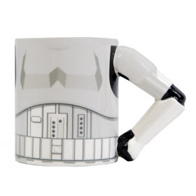 Star Wars Storm Trooper Arm Mug