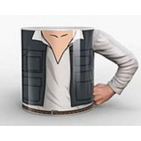 Star Wars Han Solo Arm Mug