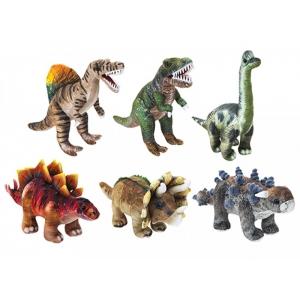 Printed Natural Dinosaursplush