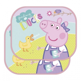 Peppa Pig car sun protect