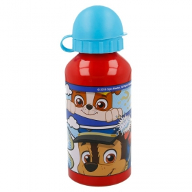 Aluminium bottle 400 ml |  paw patrol comic