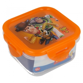 Stor Square Hermetic Food Container 290 Ml Toy Story 4