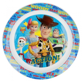 Stor Micro Plate Toy Story 4
