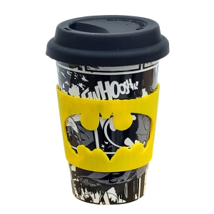 Young Adult  Stoneware Tumbler  Batman