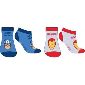 Avengers boat socks