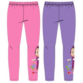 Masha and Bear leggings
