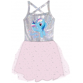 My Little Pony tulle dress