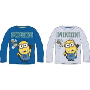 Minions long sleeve t-shirt