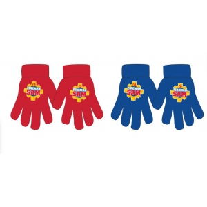 Fireman Sam gloves