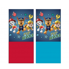 Paw Patrol chimney scarf