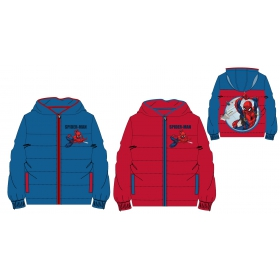 Spiderman winter jacket