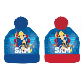 Fireman Sam winter hat