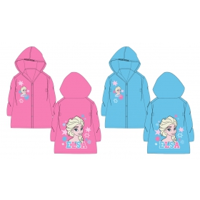 Frozen girls raincoat