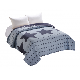 AmeliaHome Starlight coverlet 170x270 cm