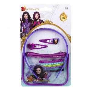 Descendants hair accessories