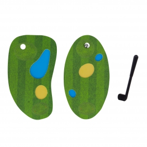 Tin Of Golf