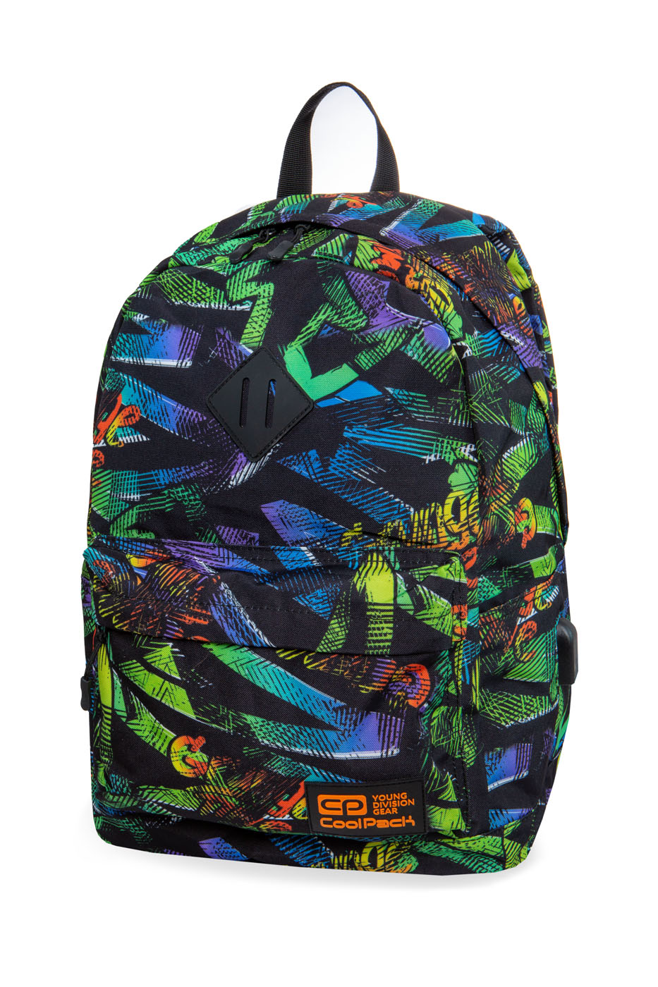 Coolpack - cross - youth backpack - grunge time