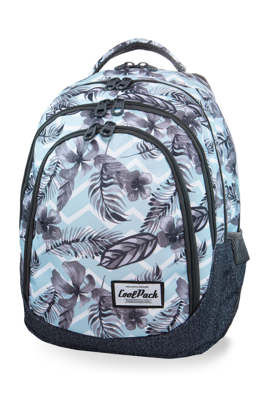 Coolpack - drafter - youth backpack - surf palms