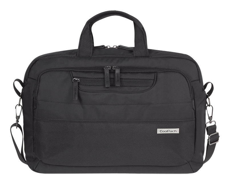 Coolpack - ontario - business shoulder bag (laptop) - a176 - 1 compartment
