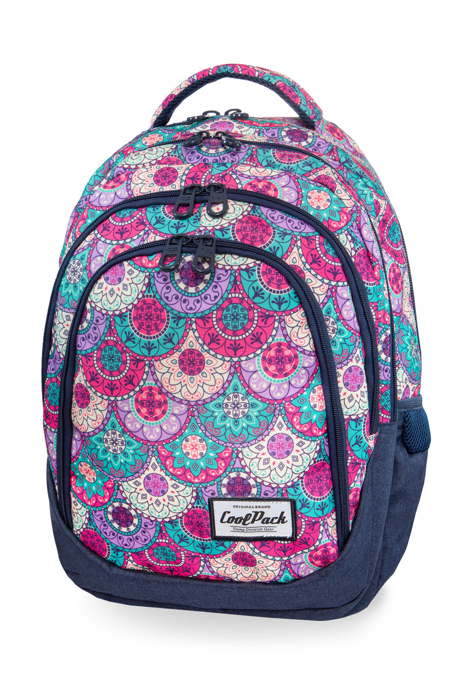 Coolpack - drafter - youth backpack - orient pastel