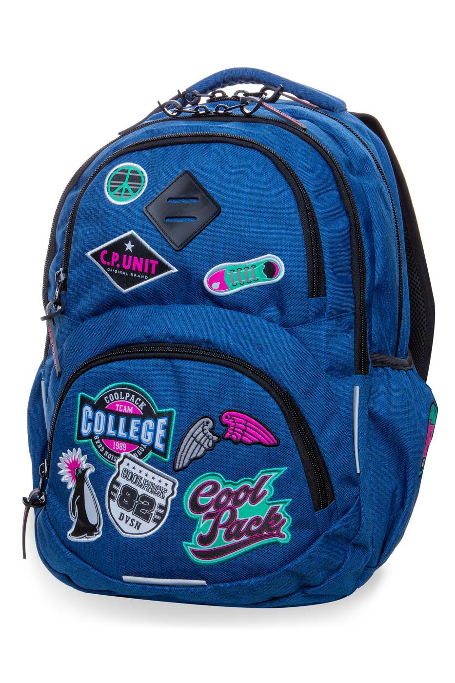 Coolpack   dart l  rygsæk   denim