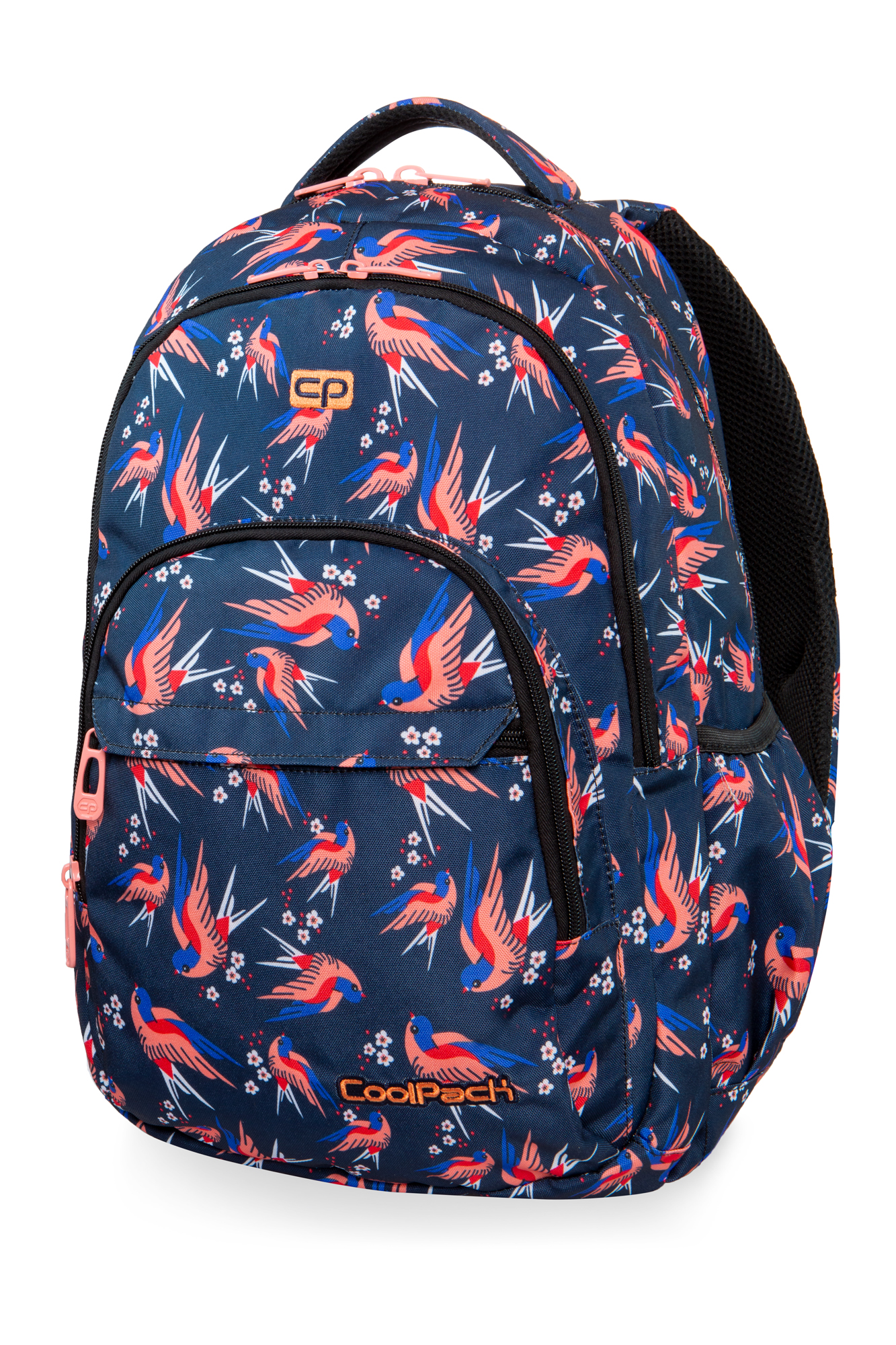 Coolpack - basic plus - youth backpack - colibri