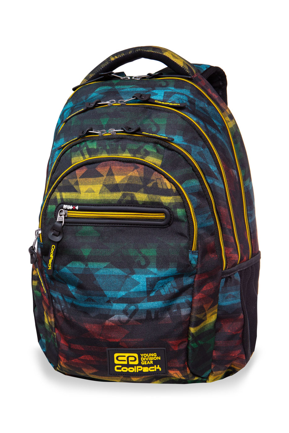 Coolpack - college tech - youth backpack - hyde