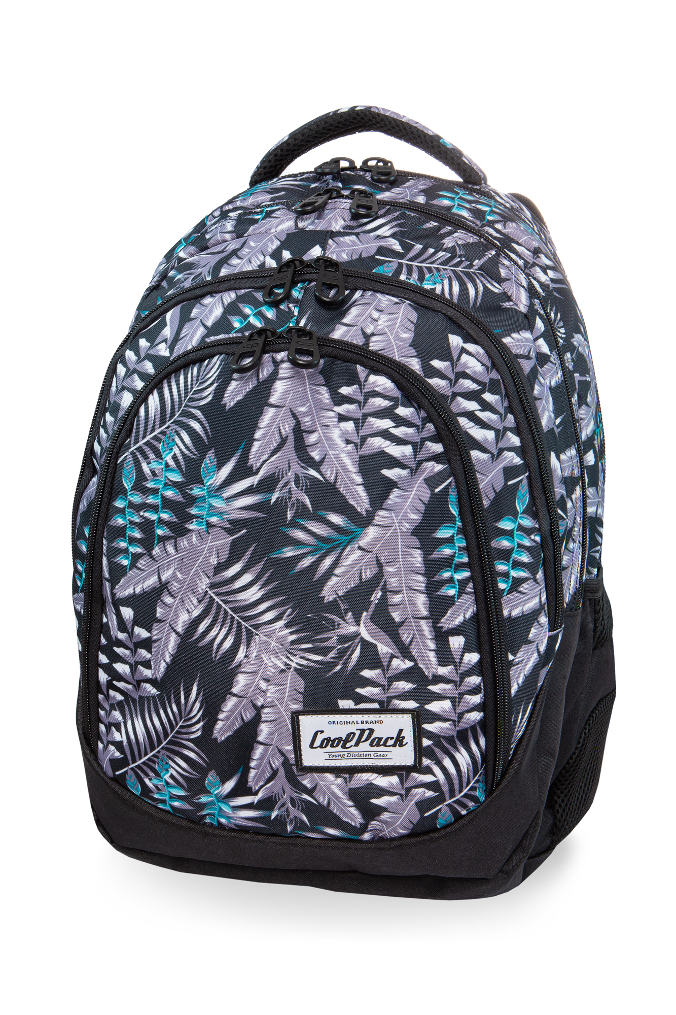 Coolpack - drafter - youth backpack - palms