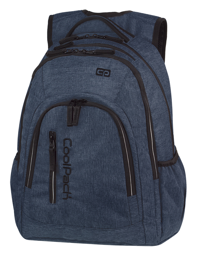 Coolpack - mercator plus snow - youth backpack - a320