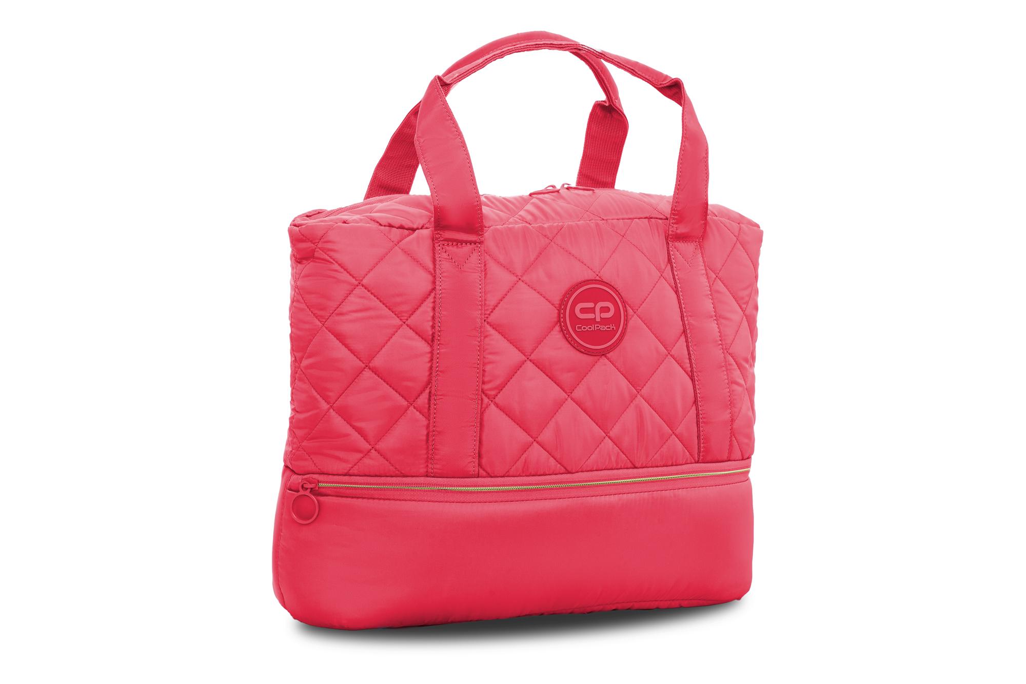 Coolpack - luna - shoulder bag - vintage - coral touch