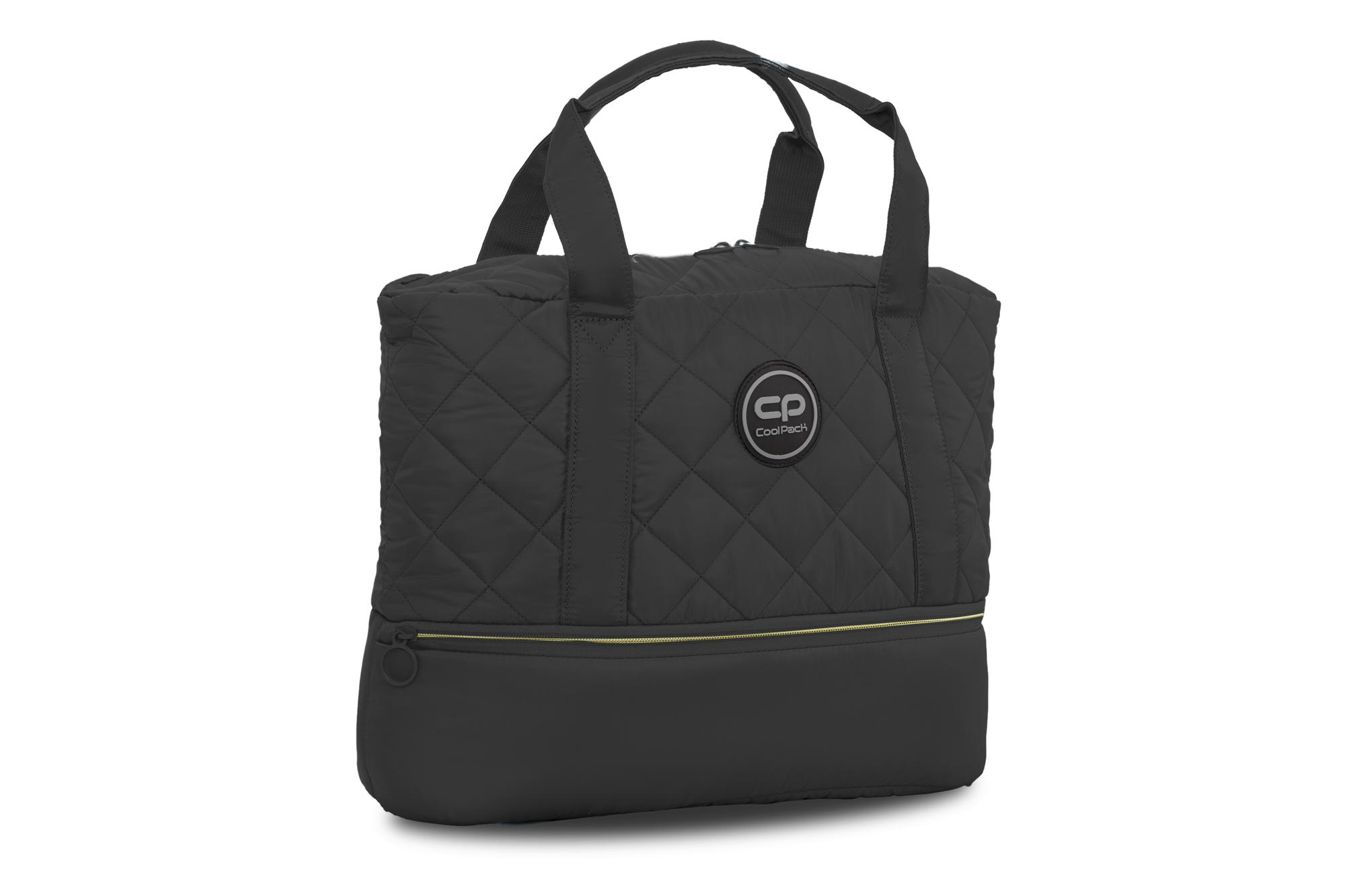 Coolpack - luna - shoulder bag - vintage - black